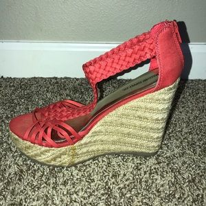 Mossino Supply Co Summer Wedges